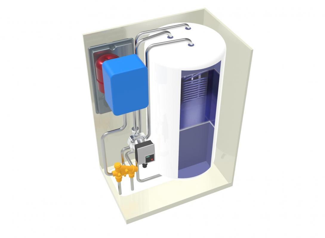 UKDAX-12EBMELECTRIC COMBINATION BOILERS EXPLAINED